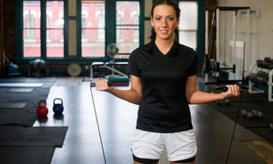Crossfit Etowah: CrossFit Classes at CrossFit Etowah (Up to 89% Off). Five Options Available.