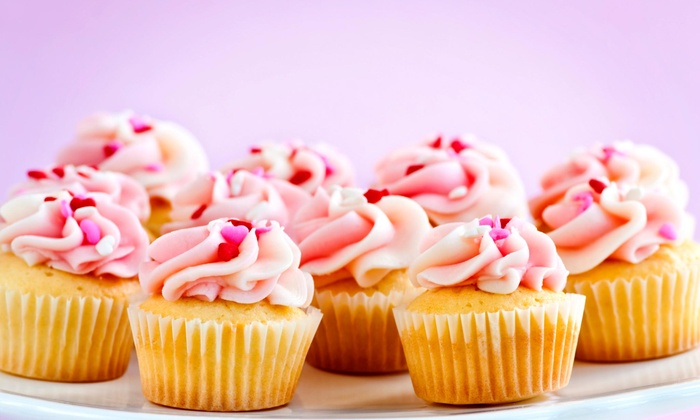 Cupcakes by Rae (F&D) - Cupcakes By Rae: 50% Off Cake Pops with Purchase of One Dozen Cupcakes at Cupcakes by Rae (F&D)