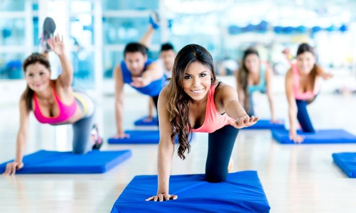 Royal Fitness Club - Più sedi: Royal Fitness - Uno, 3 o 6 mesi di abbonamento open in una delle 4 sedi da 19 €