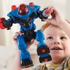 Fisher Price Superman and Exoskeleton Suit