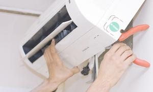 Value Global Service: Check up del condizionatore fino a 3 split e rabbocco del gas refrigerante (sconto fino a 81%)