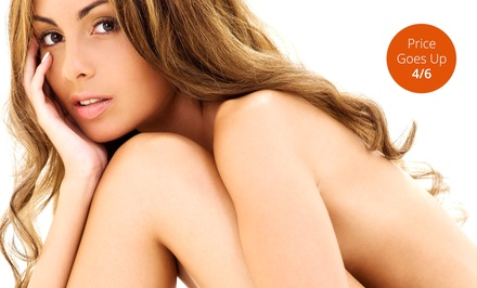 Six Laser Hair-Removal Treatments for a Small, Medium, or Large Area at Spa 810 Scottsdale (Up to 76% Off)