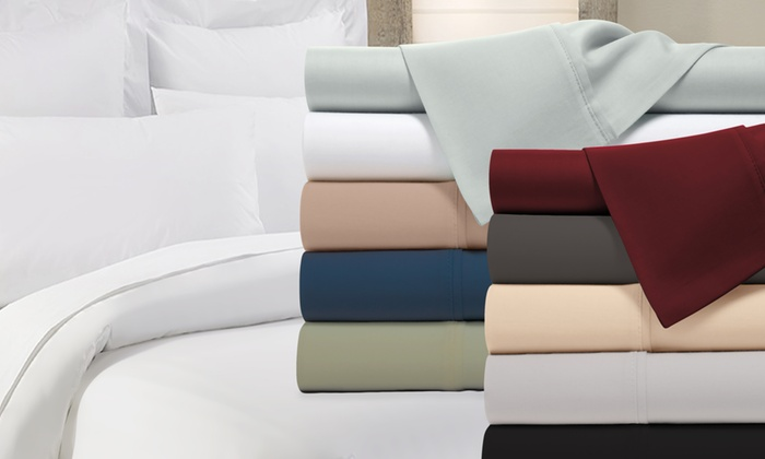 300tc 100 Cotton Percaleweave Sheet Set: 100 Percale Sheet Sets At Alzheimers-prions.com