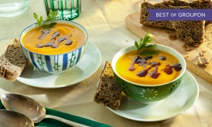 Red Clover Cafe at The All-American Valley General Store: Farm-to-Table Meal for Two or Four at Red Clover Cafe at The All-American Valley General Store (Up to 54% Off)
