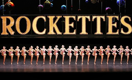 Coupons for radio city rockettes