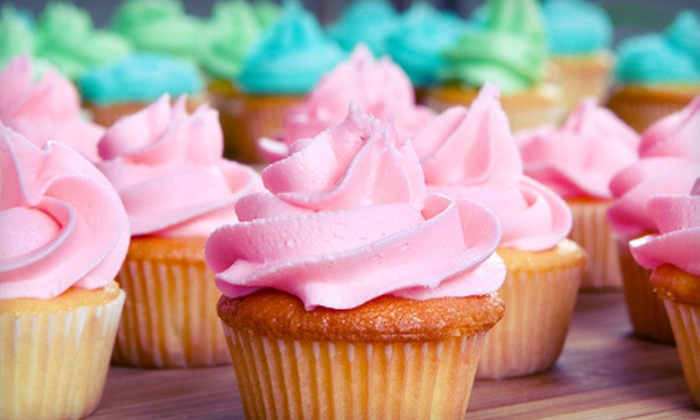 Who Doesn't Like Cake? - Clay: Up to 56% Off Cupcakes at Who Doesn't Like Cake?