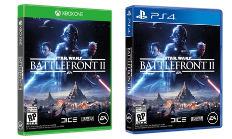Pre-Order: Star Wars Battlefront II Standard Edition for PS4 or Xbox One 4c7ddc9c-8904-11e7-b10e-00259069d868