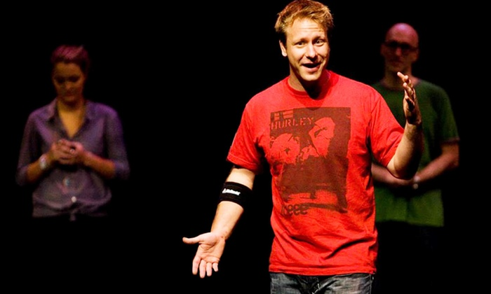 Outliars Comedy Club - Multiple Locations: Improv Show for Two, Four, or Six at Outliars Comedy Club (Up to 54% Off)