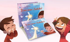 The Story Tailors: Fino a 5 libri illustrati e personalizzati offerti da Story of my name (sconto fino a 67%)
