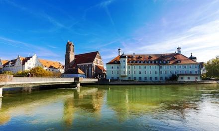 Landshut/Niederbayern: 3 Tage für Zwei inkl. 1x 3-Gänge-Menü im 4* Michel Hotel Landshut