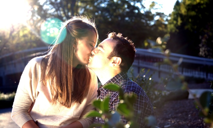 April Ann Canada Photography - High Meadows: 60-Minute Engagement Photo Shoot with Retouched Digital Images from April Ann Canada Photography (50% Off)