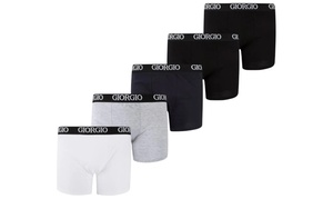 Pack 5 Boxers Giorgio