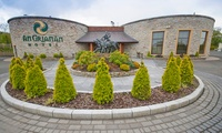 Co. Donegal: 1 or 2 Nights For Two With Breakfast at An Grianan Hotel
