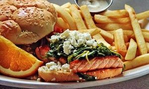 Claremont Diner: Eclectic Comfort Food at Claremont Diner (50% Off). Two Options Available.