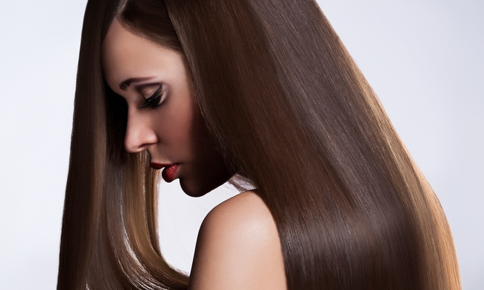 Divinity salon - Encinitas: Haircut, Color, and Keratin Packages at Divinity Salon (Up to 70% Off). Three Options Available.