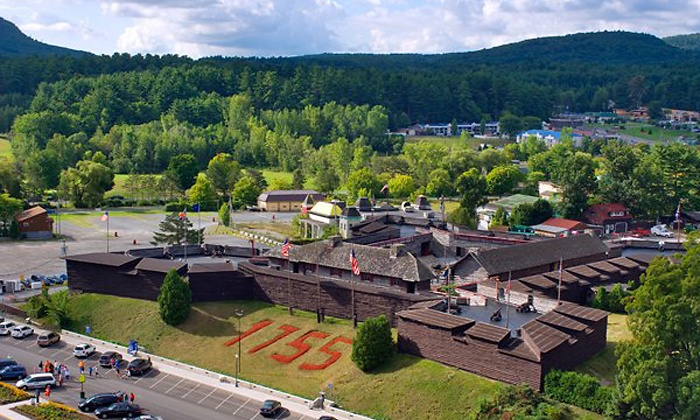 Fort William Henry Museum In Lake George Ny Groupon