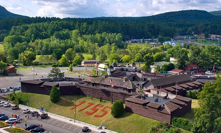 Visit for Two, Four, or Six to the Fort William Henry Museum (Up to 54% Off)