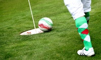 Game of Footgolf for One or Four at Golf Kingdom (Up to 35% Off)
