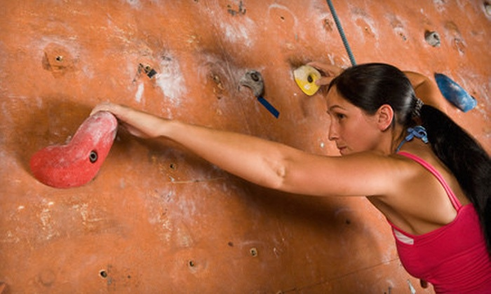 T-3 Health and Fitness - Cooper City: Four One-Hour Rock-Climbing Classes at T-3 Health and Fitness in Cooper City ($100 Value)
