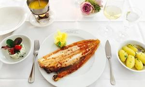 """Restaurant Nordlicht: Seezunge """"Müllerin"""" im Ganzen gebraten für 1 oder 2 Personen im Restaurant Nordlicht"""