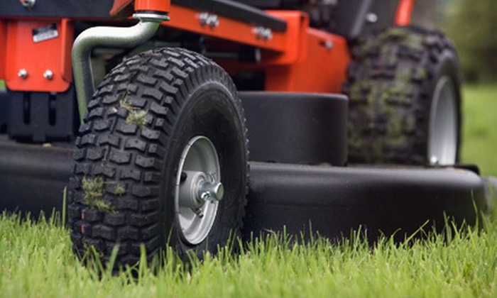 Groundworkx - Nashville: Lawn-Care Services for a Quarter, Half, or Full Acre from Groundworkx (Up to 51% Off)