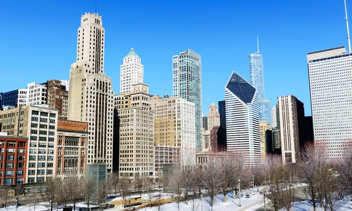 null - Detroit: Stay at Holiday Inn & Suites Downtown Chicago, with Dates into March