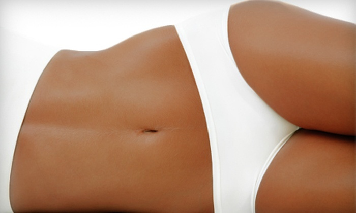 Body Wrap Express & Wellness Retreat - Woodlake - Briar Meadow: One or Three Body-Contouring Wraps with Dry Brushings at Body Wrap Express & Wellness Retreat (Up to 76% Off)