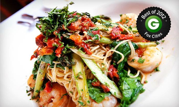 Bella Vita Ristorante - Downtown Appleton: $20 for $40 Worth of Italian Cuisine at Bella Vita Ristorante
