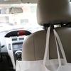 Universal Car Back-Seat Headrest Hooks (2-Pack or 4-Pack)