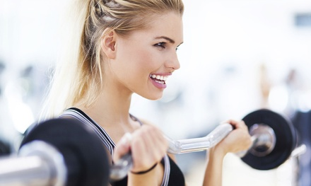 One or Three Months of Fitness and Conditioning Classes at Seriously Active (Up to 56% Off)