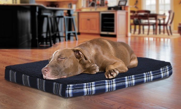 Orthopedic Pet Bed Groupon Goods