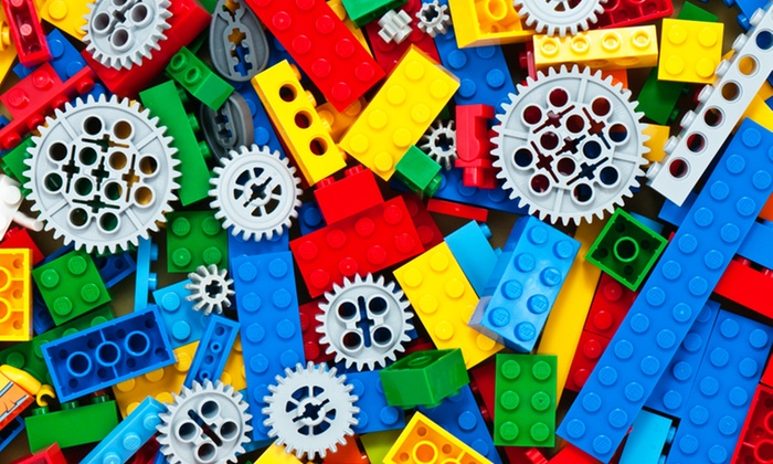 Bricks 4 Kidz - Iowa - Mobile: 90- or 120-Minute Lego Birthday Party for Up to 10 Kids at Bricks 4 Kidz (Up to 50% Off)
