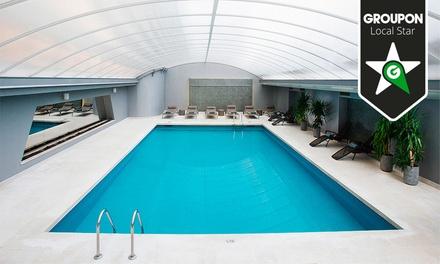 GSpa by Altis Grand Hotel — Rua Castilho: circuito de spa para dois com welcome ritual e opção de massagem desde 39€