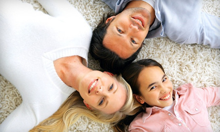 Central Chem-Dry - Franklin: $49 for Up to Two Rooms of Carpet Cleaning from Central Chem-Dry (Up to $210 Value)