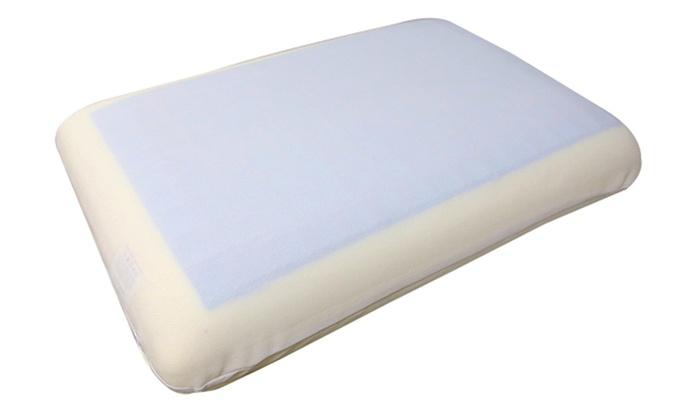 Cooling Gel Tech Pillow Groupon