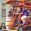 Up to 65% Off Pub Crawl from CycleSaloon