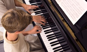Bill Cantola Piano Lessons: One, Three, or Five 30-Minute In-Home Piano Lessons from Bill Cantola Piano Lessons (50% Off)