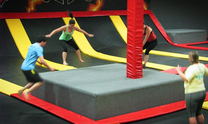Flight Trampoline Park Coupon Trampoline For Your Health