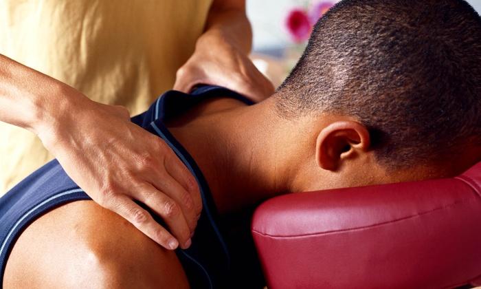 Mulan Foot Spa - Overlake: 15- or 30-Minute Chair Massage at Mulan Foot Spa (40% Off)