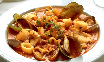 Italian Dinner or Lunch at Guido's Restaurant (Up to 43%  Off)