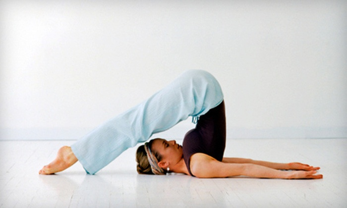 Semperviva Yoga - Multiple Locations: 10 or 20 Yoga Classes at Semperviva Yoga (Up to 72% Off)