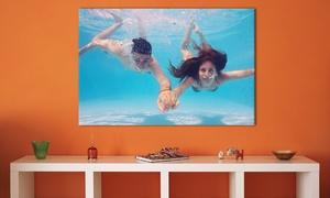 Pixquadro: Buono sconto del 50% per una o 2 stampe su tela di qualsiasi formato con spedizione gratuita in 24 ore con Pixquadro