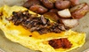 Salut Kitchen Bar - Tempe: Brunch and Mimosas for Two or Appetizers with Wine or Cocktails for Two at Salut Kitchen Bar (Up to 46% Off)