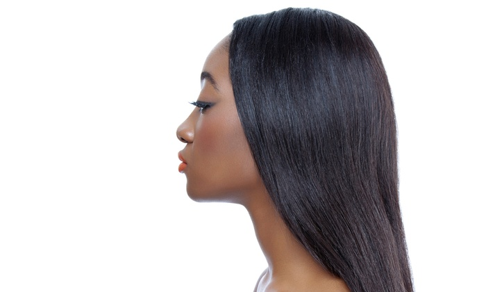 Hair Styles by Duvann - Lansing: Haircut with Sew-In Weave at Hair Styles by Duvann (Up to 66% Off)