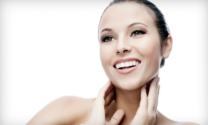 Yanox Laser & Massage Therapy Clinic - The Queensway: Three or Six Skin-Tightening Treatments for the Face or Neck at Yanox Laser & Massage Therapy Clinic (75% Off)