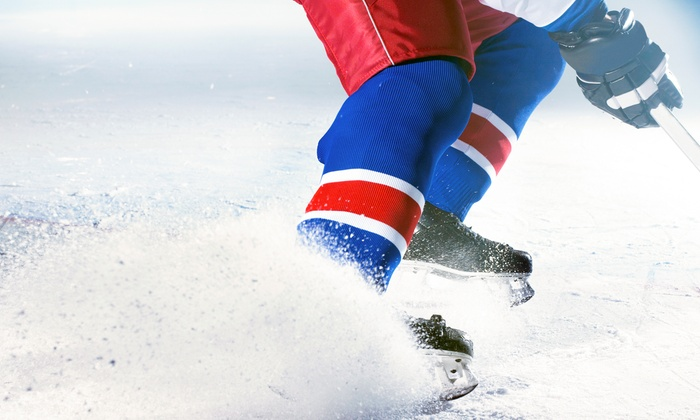 Hockey Performance Centre - North Vancouver: One or Two 60-Minute Group Hockey-Training Sessions on the Skatemill at Hockey Performance Centre (Up to 57% Off)