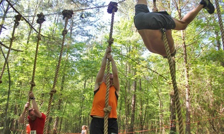 Obstacle-Race Entry for One or Two at Legend Race on Saturday, September 19 (Up to 50% Off))