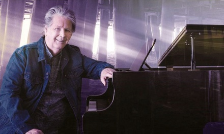 Brian Wilson at PNC Bank Arts Center on July 1 at 8 p.m. (Up to 45% Off)