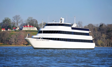 Round-Trip Sightseeing Cruise Aboard