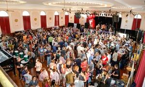 Logan Square Beer Festival: Logan Square Beer Festival at Logan Square Auditorium on Saturday, October 1 (16% Off)